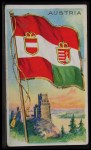 1911 Flags of All Nations T59 #6 REC  Austria Front Thumbnail