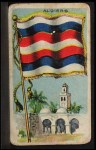 1911 Flags of All Nations T59 #1 SC  Algiers Front Thumbnail