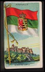 1911 Flags of All Nations T59 #3 REC  Anhalt Front Thumbnail