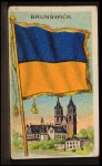 1911 Flags of All Nations T59 #20 SI  Brunswick Front Thumbnail