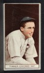 1912 T207  Joe Tinker    Front Thumbnail
