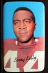 1970 Topps Super #8  Leroy Kelly  Front Thumbnail