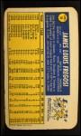 1970 Topps Super #30  Jim Fregosi  Back Thumbnail