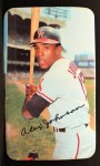 1971 Topps Super #8  Alex Johnson  Front Thumbnail