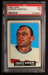 1964 Topps #75  Charlie Hennigan  Front Thumbnail