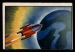 1951 Bowman Jets Rockets and Spacemen #80   Trans-Solar World Front Thumbnail