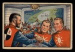 1951 Bowman Jets Rockets and Spacemen! #73   Set for New Adventure Front Thumbnail