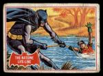 1966 Topps Batman Red Bat #7 RED  The Batline Life-line Front Thumbnail