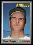 1970 Topps #277  Paul Doyle  Front Thumbnail