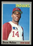 1970 Topps #112  Dave Nelson  Front Thumbnail