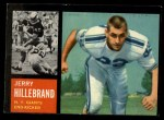 1962 Topps #113  Jerry Hillebrand  Front Thumbnail