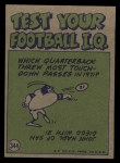 1972 Topps #344   -  Jim Turner Pro Action Back Thumbnail