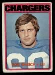 1972 Topps #89  Bob Babich  Front Thumbnail