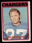 1972 Topps #192  Gary Garrison  Front Thumbnail
