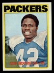 1972 Topps #85  John Brockington  Front Thumbnail