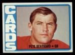 1972 Topps #184  Pete Beathard  Front Thumbnail
