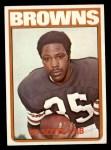 1972 Topps #187  Bo Scott  Front Thumbnail