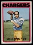 1972 Topps #15  John Hadl  Front Thumbnail