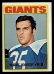 1972 Topps #16  Ron Hornsby  Front Thumbnail