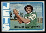 1972 Topps #68  Richard Caster  Front Thumbnail