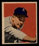 1949 Bowman #9  Ferris Fain  Front Thumbnail