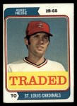 1974 Topps Traded #51 T Bob Heise  Front Thumbnail