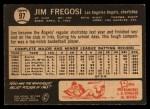 1964 Topps Venezuelan #97  Jim Fregosi  Back Thumbnail