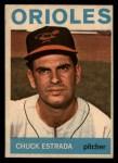 1964 Topps Venezuelan #263  Chuck Estrada  Front Thumbnail