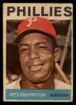 1964 Topps Venezuelan #208  Wes Covington  Front Thumbnail