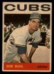 1964 Topps Venezuelan #96  Bob Buhl  Front Thumbnail