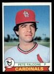 1979 Topps #87  Pete Falcone  Front Thumbnail