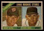 1966 Topps Venezuelan #11   -  Brant Alyea / Pete Craig Senators Rookies Front Thumbnail