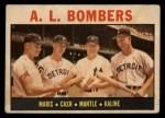 1964 Topps Venezuelan #331   -  Roger Maris / Norm Cash / Mickey Mantle / Al Kaline AL Bombers Front Thumbnail