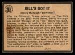 1964 Topps Venezuelan #268   -  Bill Virdon / Danny Murtaugh Bill's Got It Back Thumbnail