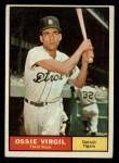1961 Topps #67  Ossie Virgil  Front Thumbnail