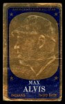 1965 Topps Embossed #3   Max Alvis   Front Thumbnail