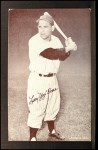 1962 Exhibit Stat Back  Yogi Berra  Front Thumbnail