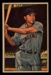1952 Bowman #42  John Wyrostek  Front Thumbnail