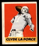 1948 Leaf #68 RED Clyde LaForce  Front Thumbnail