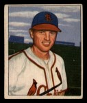1950 Bowman #239  Bill Howerton  Front Thumbnail