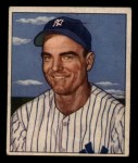 1950 Bowman #218 CPR Cliff Mapes  Front Thumbnail