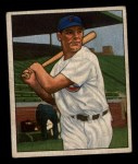1950 Bowman #169  Hank Edwards  Front Thumbnail