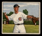 1950 Bowman #114  Wayne Terwilliger  Front Thumbnail