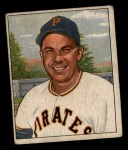 1950 Bowman #122  Johnny Hopp  Front Thumbnail