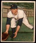 1950 Bowman #244 CPR Dale Coogan  Front Thumbnail