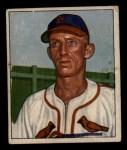 1950 Bowman #126  Al Brazle  Front Thumbnail