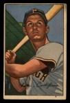 1952 Bowman #47  Pete Castiglione  Front Thumbnail