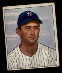 1950 Bowman #102  Billy Johnson  Front Thumbnail