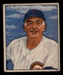 1950 Bowman #229 CPR Frankie Frisch   Front Thumbnail