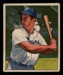 1950 Bowman #113  Gene Hermanski  Front Thumbnail